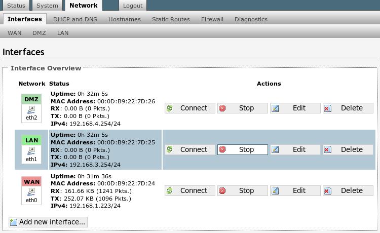 zieladressen ipv6 router advertisement